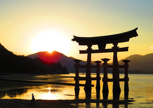 Sunset-on-Miyajima-Island-Japan-by-John-Hettler.jpg